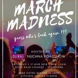 Spice Rack (London) - March Madness - Main Set (Live Mix) - Dj Raj - Nuchna Roadshow
