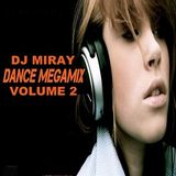 DJ Miray - Dance Megamix Vol 2 (Section 2018)