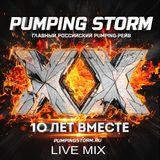 Pumping Storm XX – live mix by  Snat & Barabass