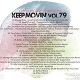 Angel Monroy Presents Keep Movin' 79 (Xmas 2017)