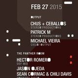 Hector Romero Exclusive Panther Room Promo Mix 2.13.15