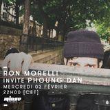 Ron Morelli Invite Phuong Dan - 03 Fevrier 2016