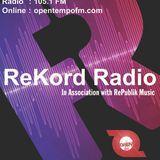 ReKord Radio Friday 15th July 2016