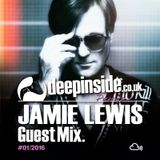 JAMIE LEWIS is on DEEPINSIDE