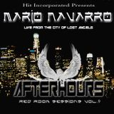 Mario Navarro (AfterHours Live from the city of Lost Angels) Red room sessions Vol. 9 _03-17-15