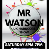 Mr Watson Lazer FM 11th November Happy tunes UK Hardcore style