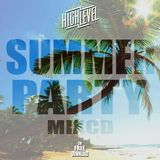 SUMMER PARTY MIXCD 2014 - RECORDED LIVE