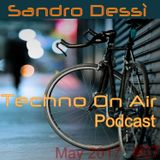 Techno On Air Podcast #07 May 2017