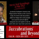 Jazzabrations Beyond with Linda Morgan & Torré Brannon 2-10-19