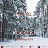 Kjuna pres Podcast (November 2016)