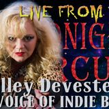 LIVE from the Midnight Circus Featuring Halley Devestern