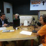 Entrevista na Rádio Assunção - 09/03/2015