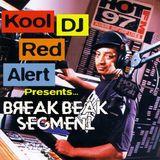 1989 DJ Red Alert 98.7 Kiss FM Break Beat Segment