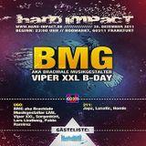 Lars Lindenberg @ Hard Impact pres. BMG and ViperXXL B-Day - U60311 Frankfurt - 30.12.2011