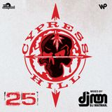 Cypress Hill 'Cypress Hill' 25th Anniversary Mixtape mixed by DJ Matman
