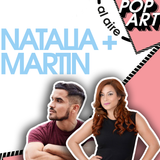 ⚡PopArt junto a Natalia Salas y Martín Velásquez⚡