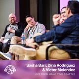 Live at Hang Time with Sasha Barr, Dina Rodriguez, and Victor Melendez