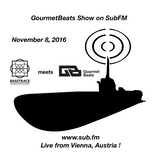 GourmetBeats SubFM Nov 2016