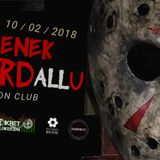 Hatework Machine @ Podtlenek WpierdALLu [Zion Club, Wrocław 10.02.2018]