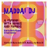 Maddai Dj - Tribal & Tech mix By Mattia Nicoletti & Frank Contesto - Maddai Milano - 4/30/17 Part 1
