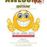 AWESOME Vol. 1 mixed by DJ KITSUNE @2BE CLUB BERLIN