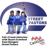 Cat's Cream interview with Stuart Crawford from Street Pastors, 15 Feb 2017