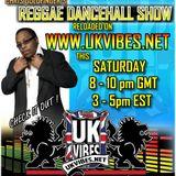 Chris Goldfingers Reggae Dancehall Show Pt1