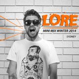Sydney Winter Mini Mix 2014