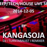 DJKangasojaDeepTechHouseLiveSet20141205