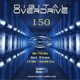 DJ Espy - Digital Overdrive 150