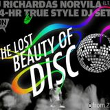 Richardas Norvila - The Lost Beauty of Disco - A 4 hour DJ Set - Intro Hour.
