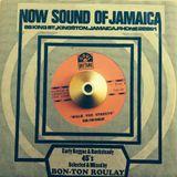 Walk The Streets - Early Reggae & Rocksteady 45 mix