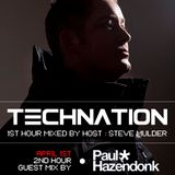 Paul Hazendonk Technation Di.FM guestmix April 2011