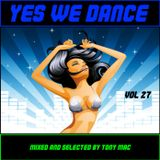 YES WE DANCE Vol 27