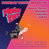 Midnight Riot Radio Feat Special Guest Goldboy 30/01/17