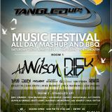 LIVE @ Tangled Up Music Festival 26/04/2014