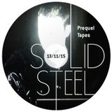 Solid Steel Radio Show 13/11/2015 Hour 2 - Prequel Tapes