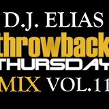 DJ Elias -Throwback Thursday Mix Vol.11