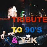 A Tribute To 90's & Y2K. Hip Hop and R'n'B Mix By DJ BELINDA