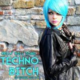Kelly Hill Tone - Techno Bitch - September 2013 Mix