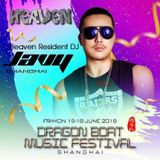 DJ Javy - Heaven Party Pride Shanghai