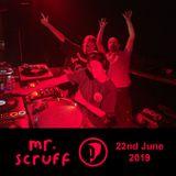 Mr. Scruff DJ Set - Pumpehuset, Copenhagen 2019