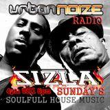 Urban Noize Radio Sizla Sunday's 27th May 2018 Soulful House Show with Mark One London & Danny Vibes