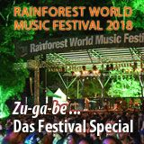 Rainforest World Music Festival 2018