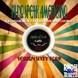 Ri-No Speak Americano 64 Cirak Attelier Cafe - DjSet by Barbablues