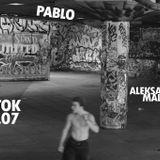 Svaka Chast 15!  Live @ Pablo 28.07.2017