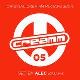 CR05 Original Mixtape at Creamm 2004 by Alec