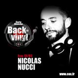 Cox Live Session Nicolas Nucci Back to Vinyl 13/04/2014