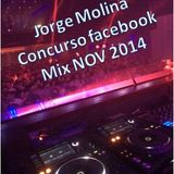 Jorge Molina (Concurso Facebook -Mix Noviembre 2014-)