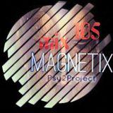 MAGNETIX - Psssst // PSY2PROJECT (AKA Toni Manga)
